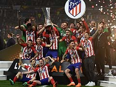 Antoine Griezmann Fires Atletico Madrid To Europa League Title