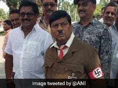 From Mythology To Adolf Hitler, Andhra MP Plays A Range Of Characters