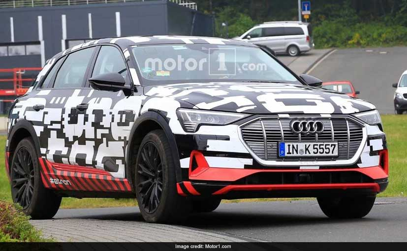 The Audi e-Tron will make its official debut on August 30