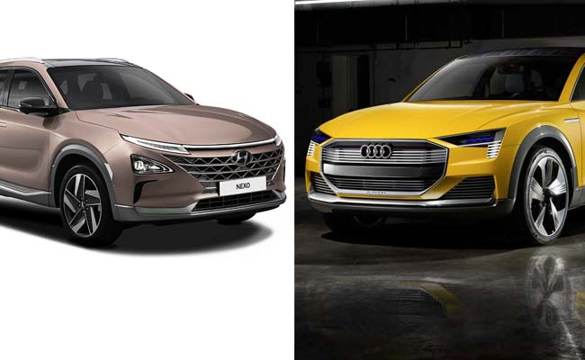 Audi And Hyundai Join Hands To Work On Fuel Cell Technology