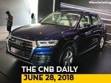 Video : Audi Q5, Ducati Monster 1200, Eicher Trucks & Audi A4