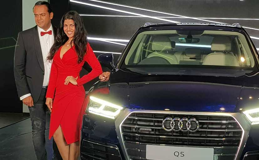 The Audi Q5 petrol rivals the likes of the Mercedes-Benz GLC, BMW X3 and even the Lexus NX300h