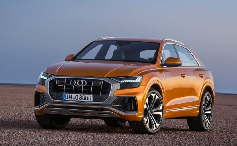 The Audi Q8 comes with a whole bunch of features and looks future ready