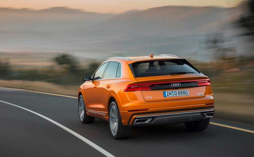 audi q8 unveiled Audi Q8 audi India  car  latest cars in india  upcoming cars  automobile new car best cars  audi indian price indian car new diesel cars in india