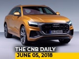 Video: Audi Q8, Ather e-Scooters, Apple CarPlay Update, Nissan Diesel Engines