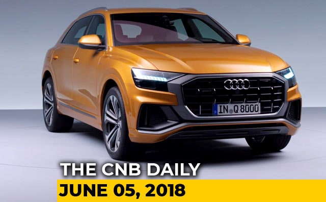 Audi Q8, Ather e-Scooters, Apple CarPlay Update, Nissan Diesel Engines