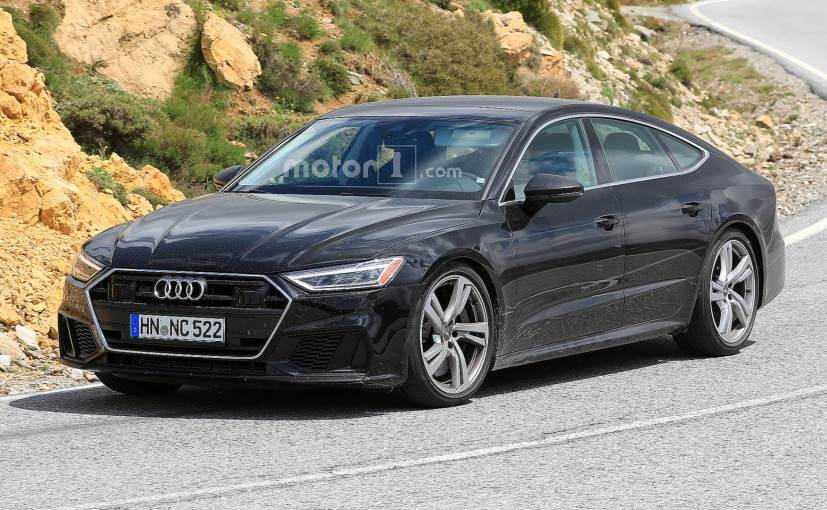 The new Audi S7 will be a meaner and more powerful version A7