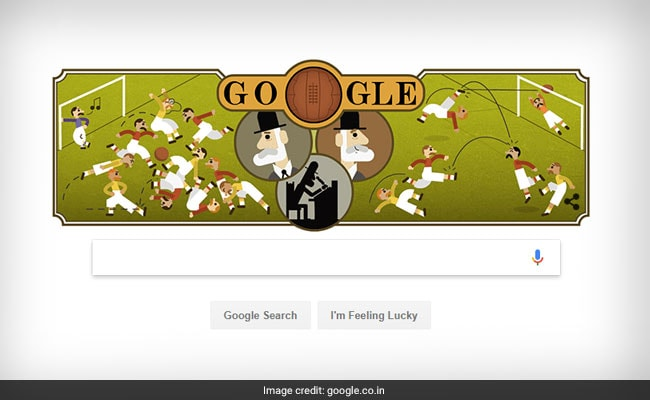 Ebenezer Cobb Morley: Google Doodle Celebrates 187th Birth Anniversary Of 'Father Of Modern Football'