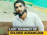 Video : Soldier Killed In Kashmir Was Grilled About His Role In Ops: Officers