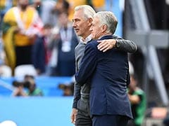Australia Coach Van Marwijk Disappointed With VAR Decision After Defeat To France