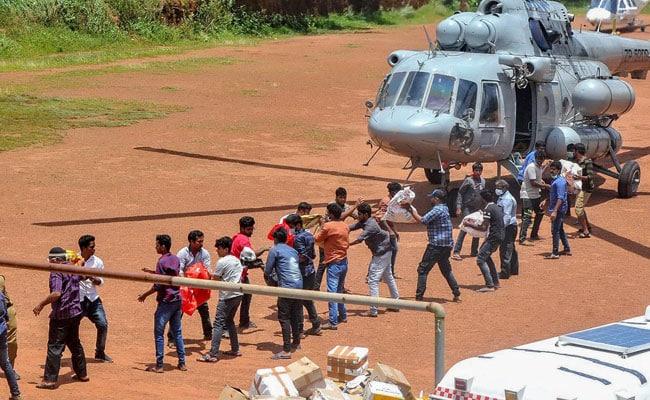 केरल में सुधर रहे हालात, दस लाख से अधिक बाढ़ प्रभावित लोग राहत शिविरों में