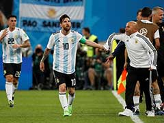 World Cup 2018: Argentina Part Company With Coach Jorge Sampaoli