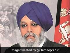 Avtar Singh, Killed In Afghan Attack, Only Sikh Running In October Polls