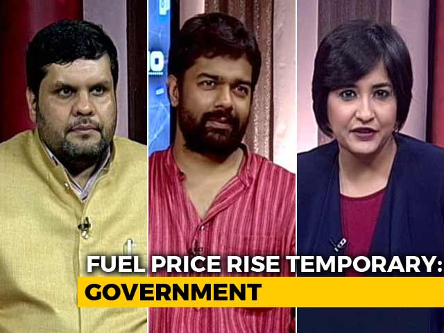 Video : Fuel On Fire: When Will Middle Class Get Relief?