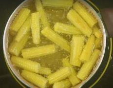 Baby Corn Pakodas