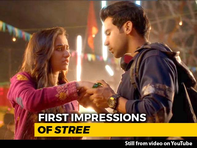 First Impressions Of Stree