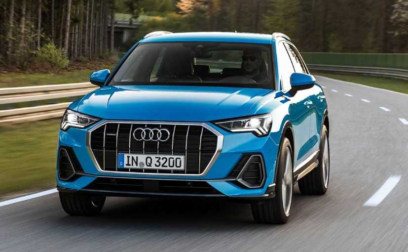 2019 Audi Q3 Updated With Sporty Design, More Tech