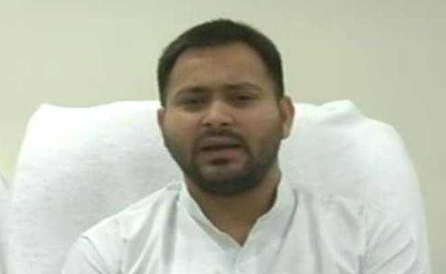 मुजफ्फरपुर शेल्टर होम कांड में अपराधियों को बचा रही है JDU : तेजस्वी यादव