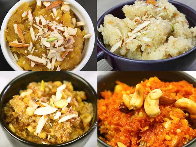 Video : 4 Must-Try Halwa Recipes
