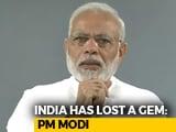 "Video : ""Lost A Father Figure Today"": PM Modi Mourns Atal Bihari Vajpayee's Death"