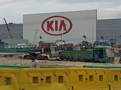 Kia India's Plant Construction In Andhra Pradesh Stays Ahead Of Schedule
