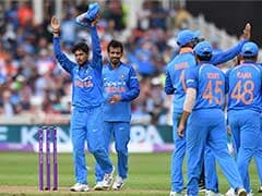 3rd ODI: England captain Eoin Morgan wins toss, elects to bowl against India. 3-match series is tied 1-1