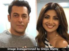 Salman Khan And Shilpa Shetty's 'Dosti Ka Dum' Summed Up In One Pic. Seen Yet ?