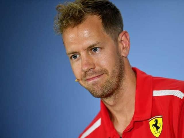 Sebastian Vettel Wants To Steal Lewis Hamiltons Thunder In Germany