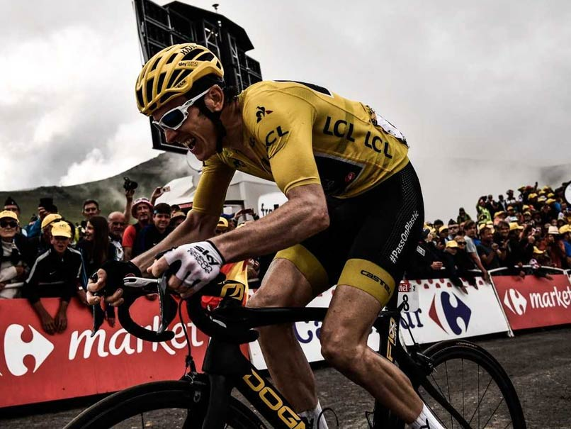 Geraint Thomas Keeps Yellow As Nairo Quintana Wins Tour
