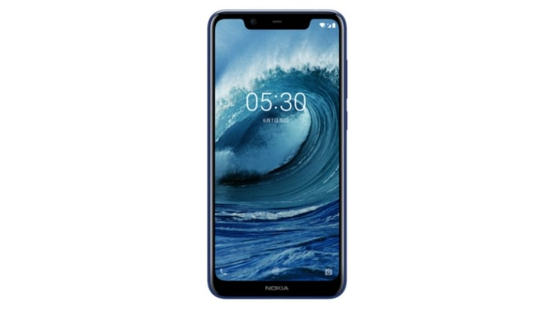 Nokia X5 की तस्वीरें लीक, कीमत का भी चला पता