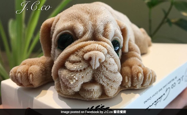 The Internet Can't Decide If Taiwan Cafe's Ice Cream Puppies Are Cute Or Freaky