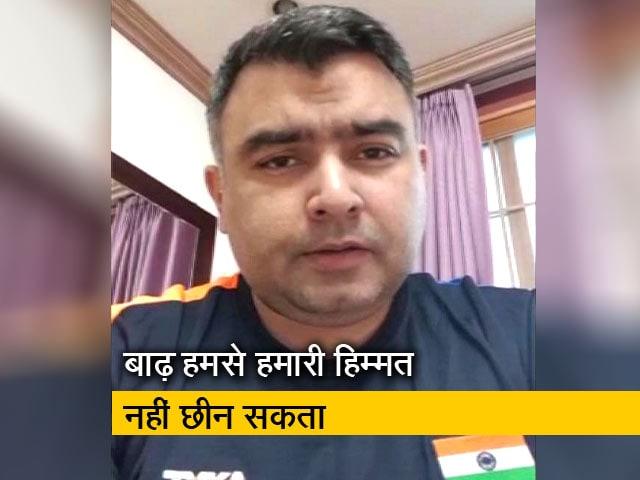 Video : केरल को उबारने के लिए हमें एक साथ आने की जरूरत- गगन नारंग