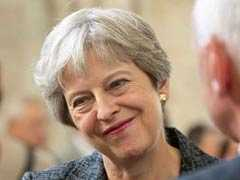 Theresa May To Wear Khadi Poppy To Honour Indian Soldiers Killed In War
