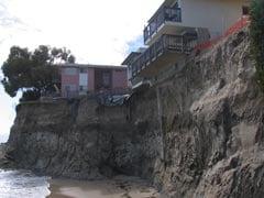 California's Terrible Choice: Save Homes Or Beaches From Rising Seas