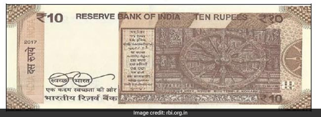 Rbi New Notes Currnecy