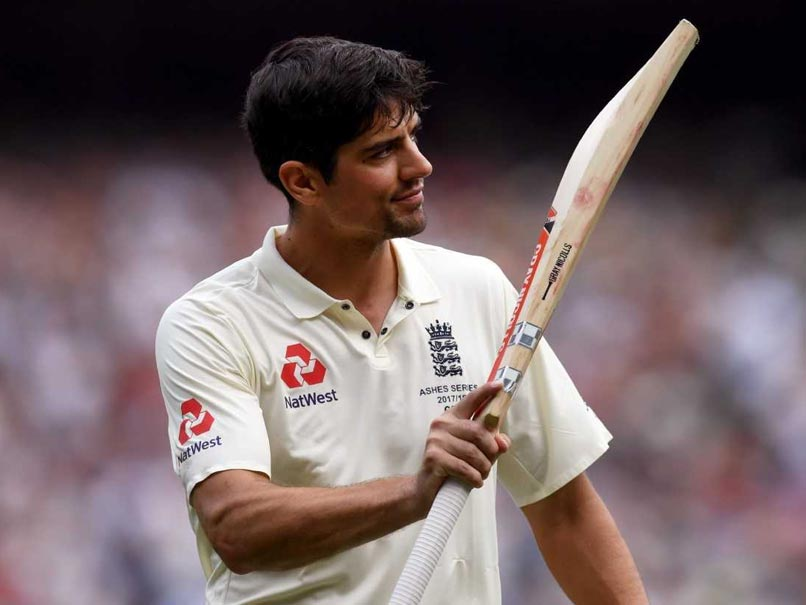 Alastair Cook, England