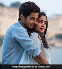 Box Office: Janhvi-Ishaan's Dhadak Breaks A Record With 'Heroic Start'
