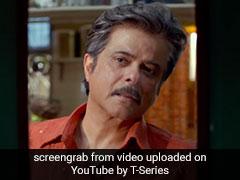 'अच्छे दिन..' गाने में अनिल कपूर का दिखा कमाल, YouTube पर 9 लाख बार देखा गया वीडियो... देखें Video