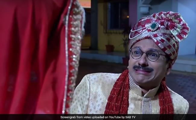 Taarak Mehta Ka Ooltah Chashmah: पोपट लाल से शादी करने चली डरावनी दुल्हन, जूते चुराई रस्म में पैर हुए गायब