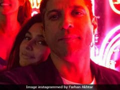 Rumoured Couple Farhan Akhtar And Shibani Dandekar's Instagram Stories Are Too Cute