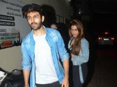 Trending Pics From Kartik Aaryan's Outings With Rumoured Girlfriend Dimple Sharma