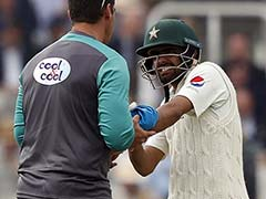 Pakistan's Babar Azam Out Of England Series With Broken Arm
