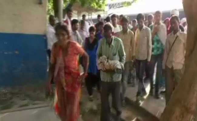 Woman Allegedly Refused By Hospital, Gives Birth At UP Railway Toilet