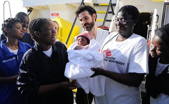 baby miracle libya reuters 650