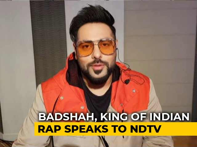 The 'Badshah' Of Rap On NDTV