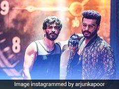 <I>Chavanprash</i>: Harshvardhan Kapoor's <I>Bhavesh Joshi</i> Gets Its 'Wackiest Song', Courtesy Arjun Kapoor