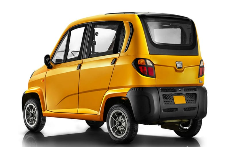 New Quadricycle Vehicle Category Approved By Indian
