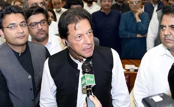 As Imran Khan Takes Oath Today, A New Innings Begins For Pak: 10 Points