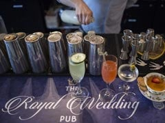 'Markle Sparkle' And Cake Shots: Bar Channels Royal Wedding Spirit