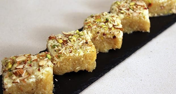 Gluten-Free Sweet: Watch Easy Recipe Of This Healthy, Vegan Barfi